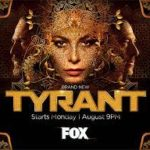 Tyrant! One of my favorite foreign dramas.